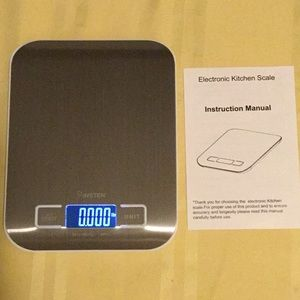 Insten Electronic Kitchen Scale